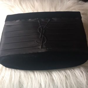 YSL Velvet Cosmetics Bag/Clutch